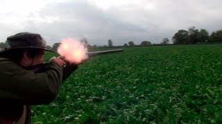 The Shooting Show -- pheasants with muzzleloaders, night vision and thermal imaging kit