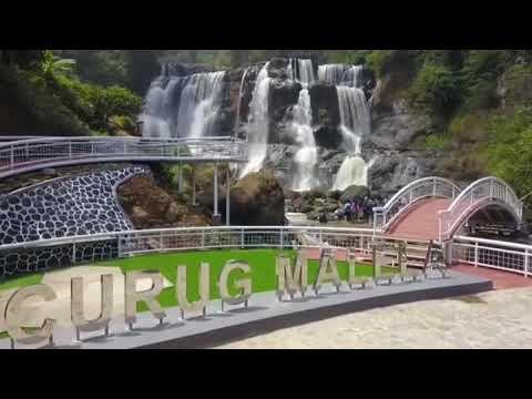 curug-malela---mini-niagara-waterfall-di-kec.rongga-#bandungbarat-#curugmalela