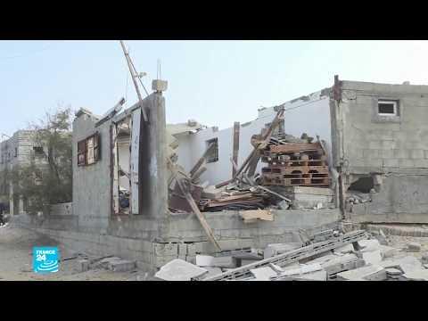 دمار وأضرار مادية في غارات جوية إسرائيلية على الأراضي الفلسطينية  - نشر قبل 2 ساعة