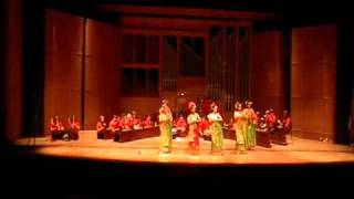 FSU Gamelan Tari Puspanjali Fall 2010