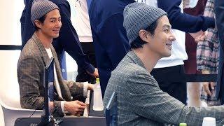 조인성 Cho InSeong 팬사인회 Fansign E…