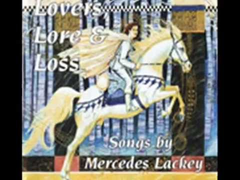 Mercedes Lackey - The Cost Of The Crown (with lyrics) -  performed by Margie Butler