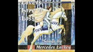 Mercedes Lackey - The Cost Of The Crown (with lyrics) -  perfo…
