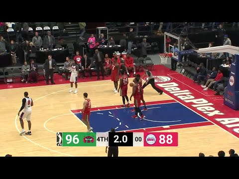 KJ McDaniels (22 points) Highlights vs. Maine Red Claws