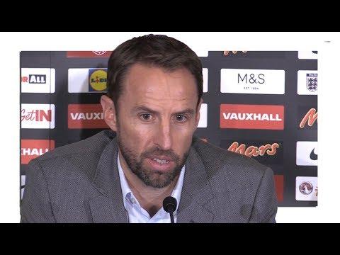 Gareth Southgate Full Press Conference - Announces England Squad For Malta & Slovakia Games