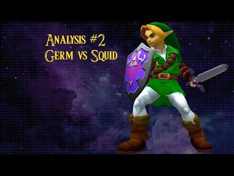 Germ vs Squid Analysis
