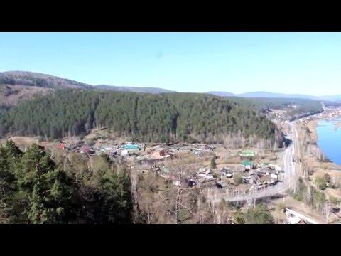 Дивногорск — город в Красноярском крае России.  Свежий воздух и Енисей