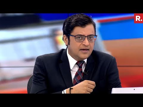 Rahul Gandhi Accuses BJP Of Fixing The 'Rating Of World Bank' | The Debate With Arnab Goswami