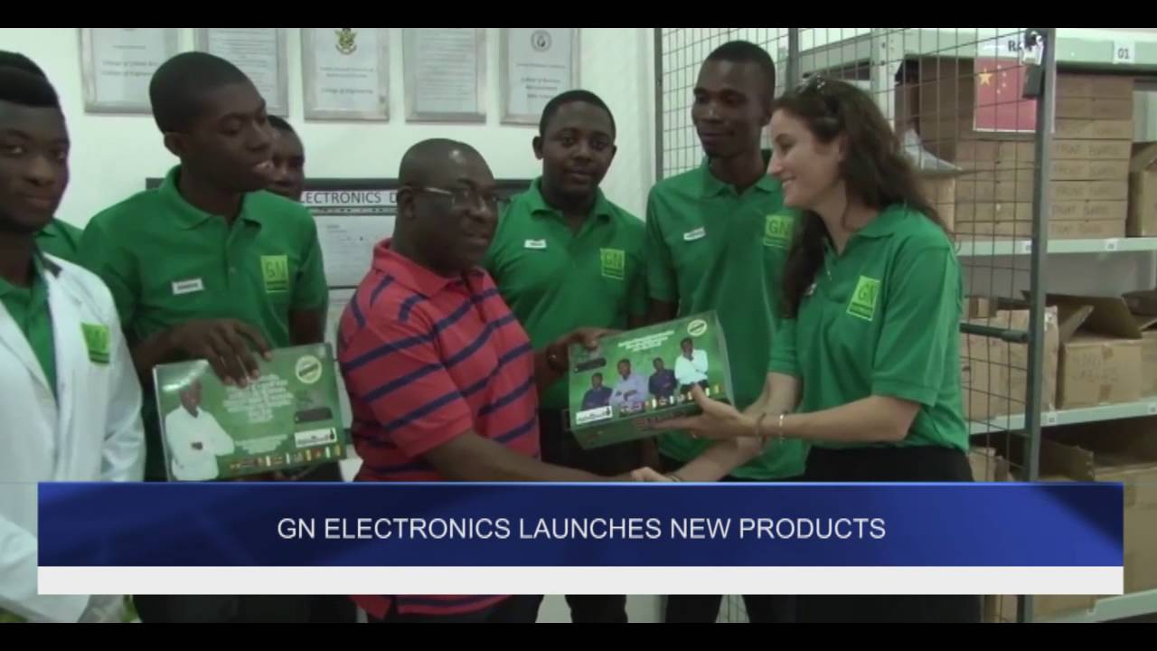 GN ELECTRONICS LAUNCHES NEW PRODUCTS