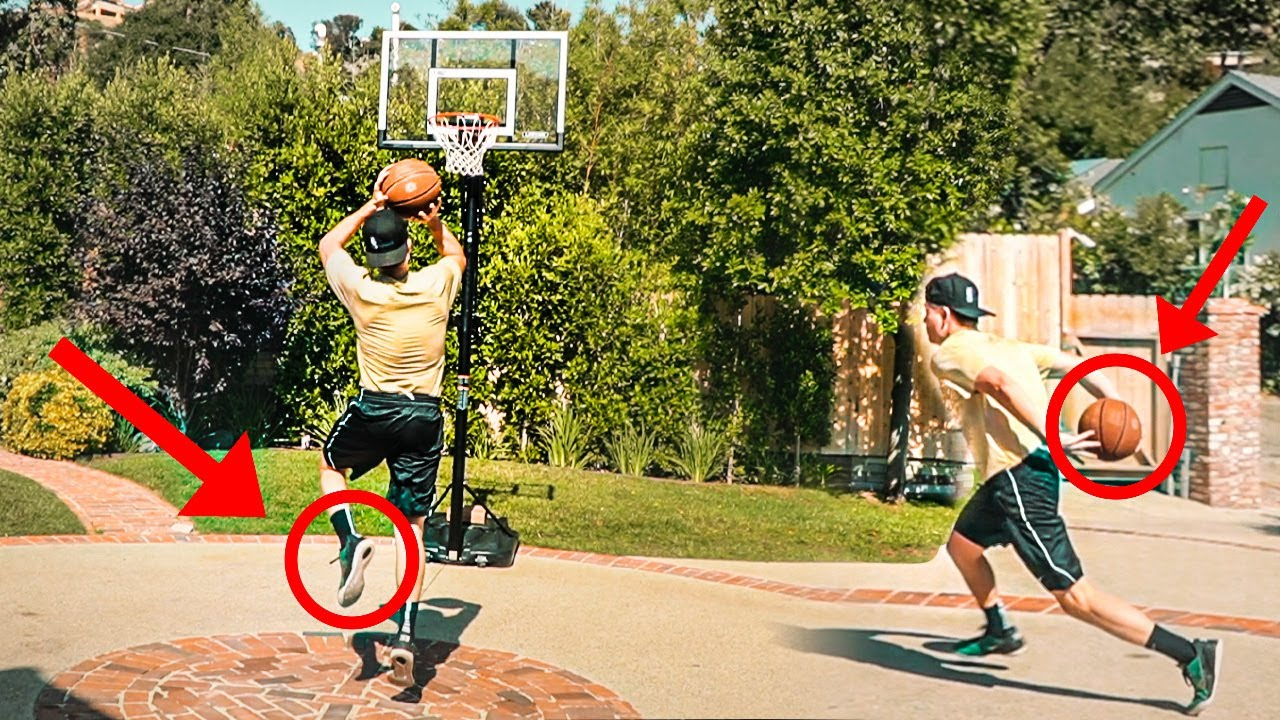 Basketball Drills to Become ELITE FINISHER! (College Level!)