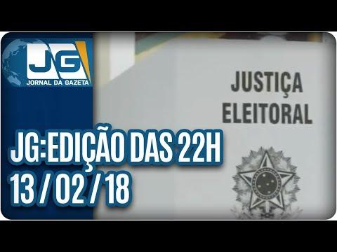 Jornal da Gazeta - Edição das 10 - 13/02/2018