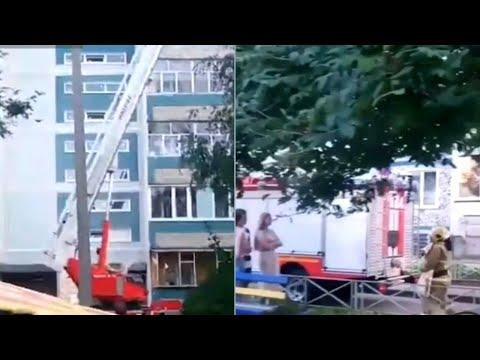 ТРАГЕДИЯ в Уральске. РЕБЕНОК был в квартире с МЕРТВОЙ МАТЕРЬЮ
