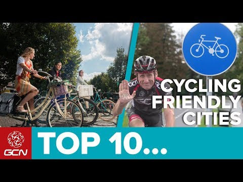 Top 10 Cycling Friendly Cities 2017
