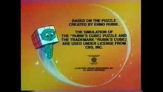 Rubik The  Amazing Cube 1985 ABC Cartoon Closing Credits