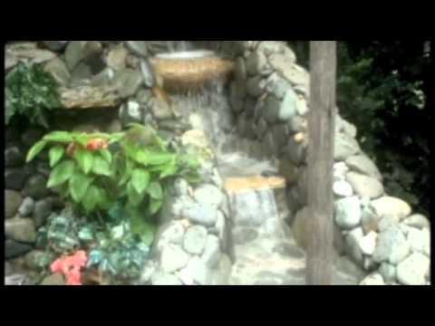 Paisajes Fuentes Y Cascadas Youtube