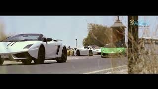 Bab AL Shams Resort Dubai UAE Sahiwa Dubai Luxury Car Rental - Supercars Parade Teaser
