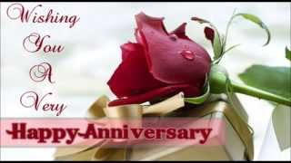 Happy Wedding Anniversary wishes, SMS, Greetings, Images, Wallpaper, Whatsapp Video