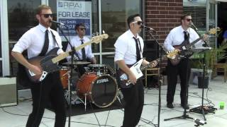 "Chad Shivers and the Summer Knights perform the Rivieras' ""California Sun"""