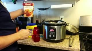 Pressure Cooker Roast Pork or Beef