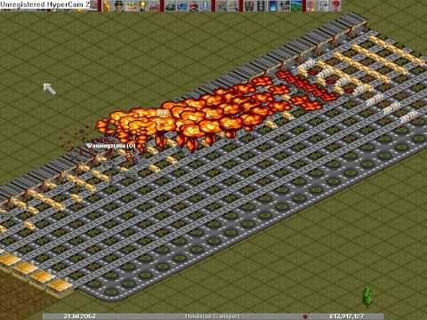 how to make big city in openttd
