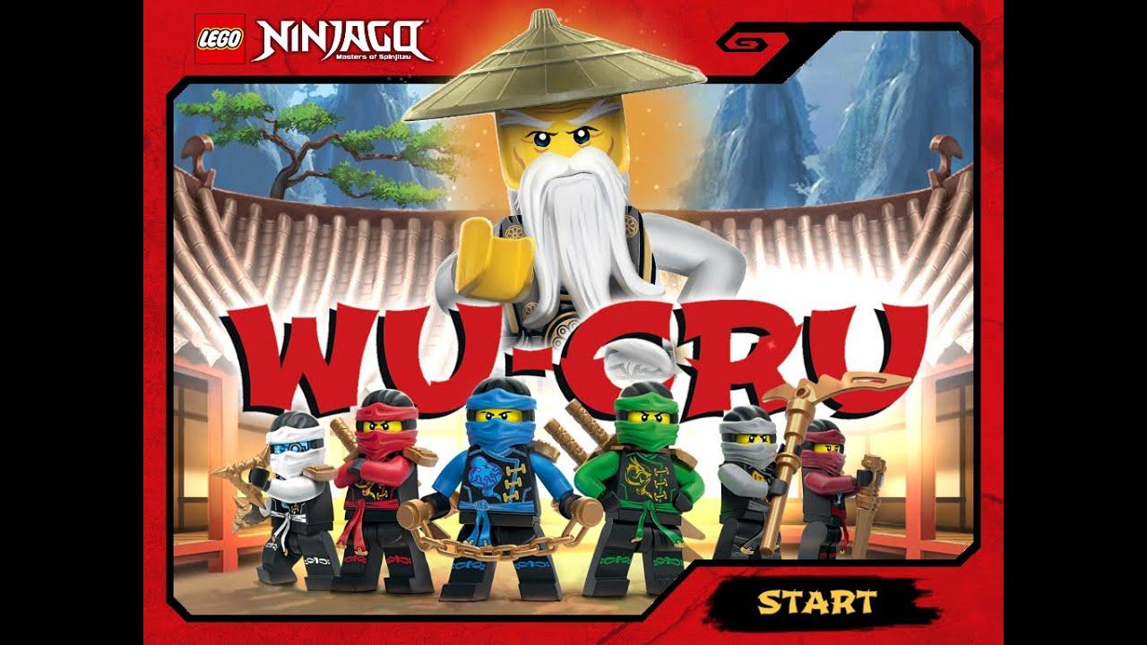 Lego Ninjago Wu Cru Android Game First Look Gameplay Español Youtube