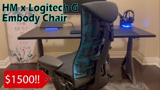 Herman Miller X Logitech G Embody Gaming Chair Review - Is It Worth Upgrading To?