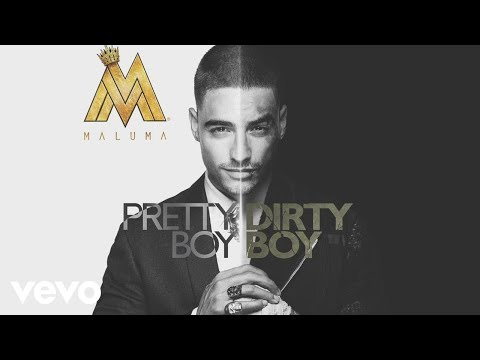 Maluma - Sin Contrato (Cover Audio)