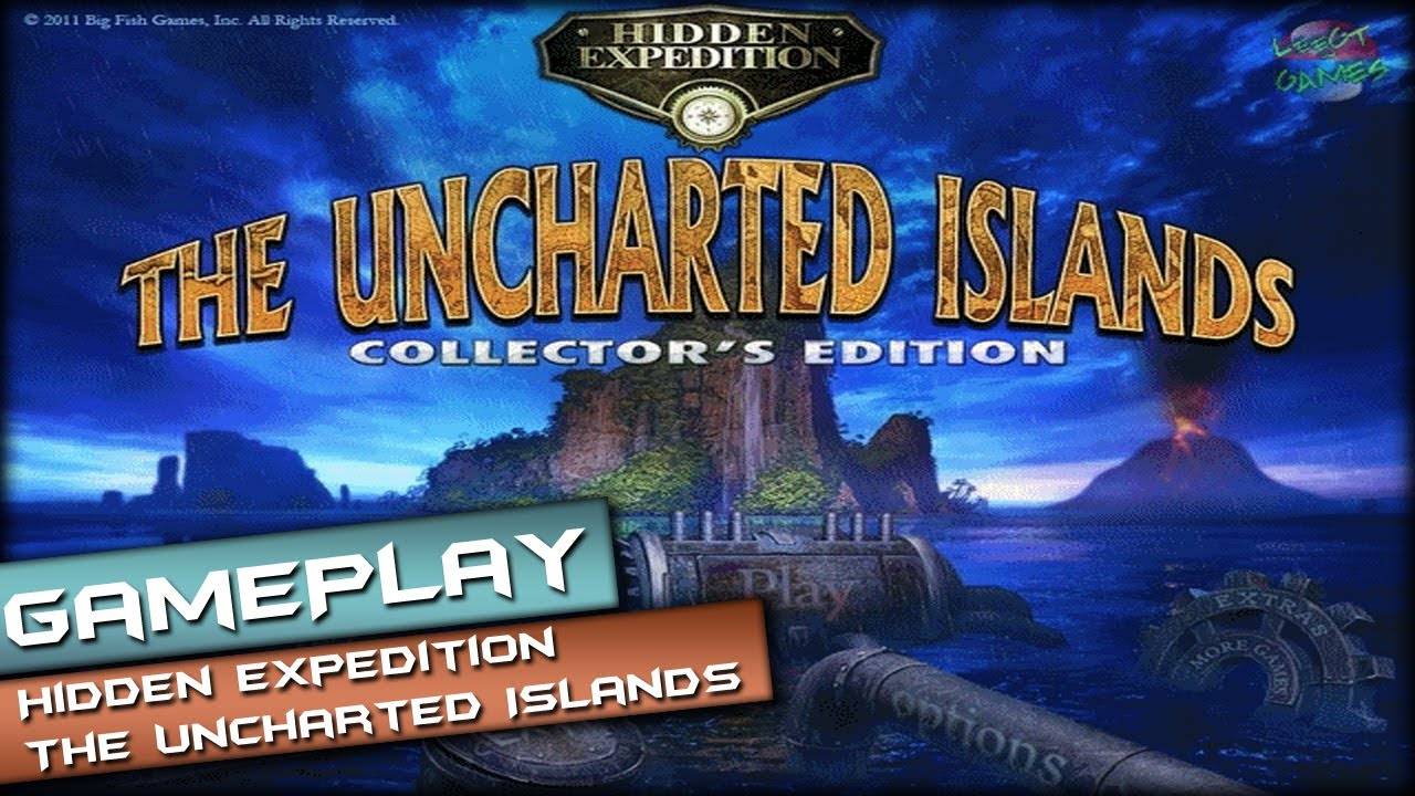 Hidden Expedition 5 - The Uncharted Islands CE Latest Version