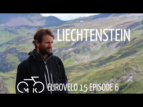 EPISODE 6 Cycling the Rhine | LIECHTENSTEIN