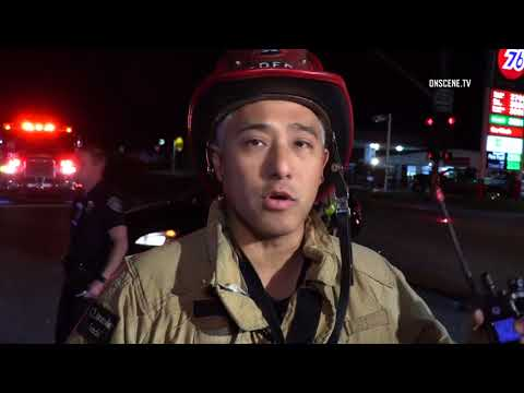 San Diego: Major Injury Accident in Kearny Mesa 01202018