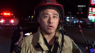 San Diego: Major Injury Accident in Kearny Mesa 01202018