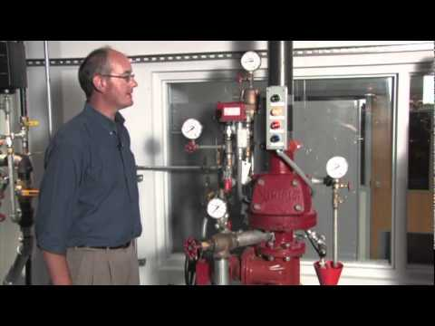 Viking Dry Pipe System System Reset Procedure Youtube