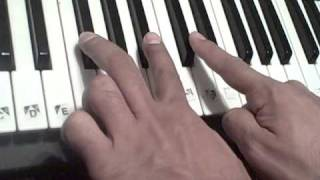 how to play dear mama on piano by 2pac