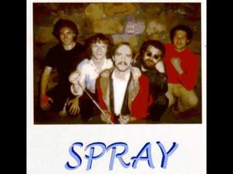 Rock skupina Spray - Zadnji vlak