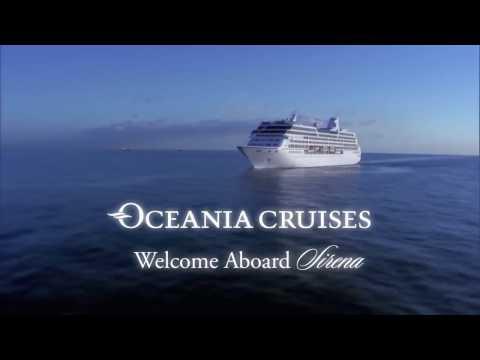 Oceania Cruises' Sirena / Sunway Travel Group