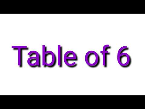 table-of-6-for-kids-learning-  -art-lab-  