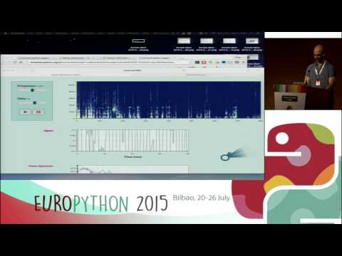 Fabio Pliger - Big data beautiful visualization on the browser with Bokeh