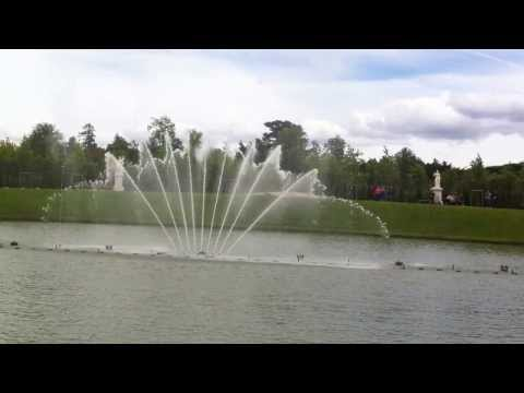 Chateau de Versailles - Musical Gardens - Fountains Show