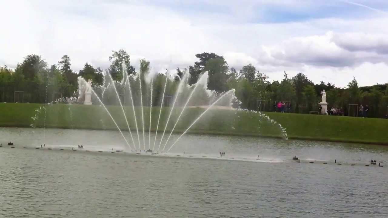 Chateau De Versailles Musical Gardens Fountains Show