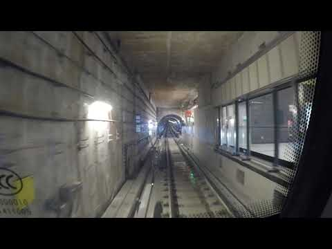 [5X Fast] Downtown Line full journey (Expo → Bukit Panjang)