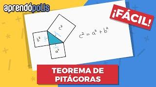 Teorema de Pitágoras - Explicación y como resolver