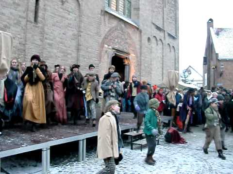 charles dickens festival - deventer 2010 - youtube