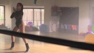 Iza Calzado Exercise Video  - Lebelap Go Lang Nang Go