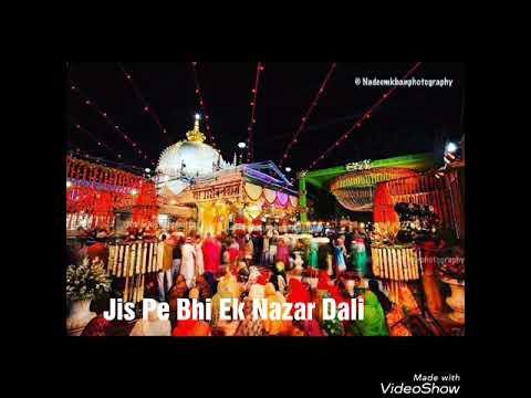 Bharat Ka Baccha Baccha Mere Khawaja Ke Tukdo Pe Palta Hai By Hamsar Hayat Nizami 2018 Qawwali 🇮🇳