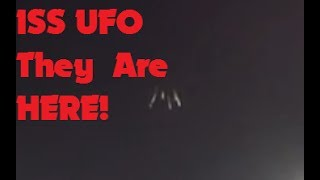 UFO ISS UNREAL! AND CRAZY UFO AT BASEBALL GAME!