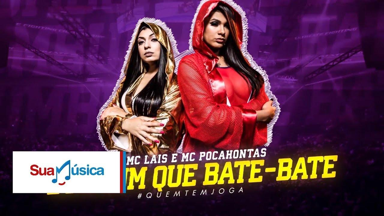 Mc Lais E Mc Pocahontas Bumbum Que Bate Bate Lyric Video