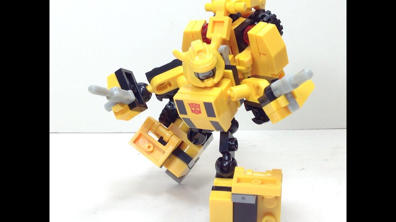 Transformers KRE-O Preview Series - Crankstart Review ...