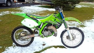 Buying a $500 Abandoned Dirt Bike....Will It Run??!!