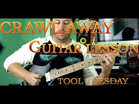 Crawl Away Guitar Lesson Tool Tuesday
