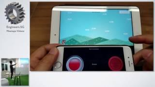 Create app/game a la Nintendo Switch via peer-to-peer networking - iOS Dev Scout